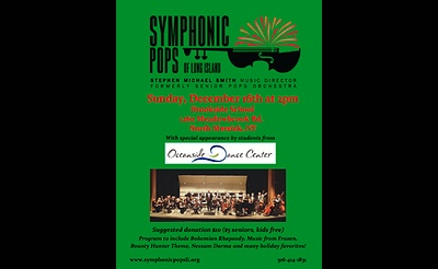Symphonic Pops of Long Island Holiday Concert