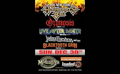 Headbangers Ball at Mulcahy's