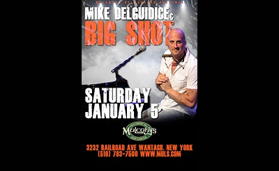 Mike Delguidice & Big Shot at Mulcahy's