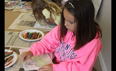 Holiday Vacation Art Workshops: Children age 7 and over