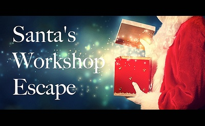 SANTA'S WORKSHOP ESCAPE ROOM