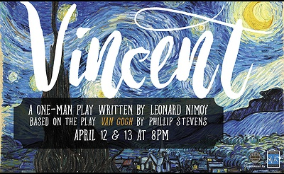 Vincent - A One-Man Play Written by Leonard Nimoy