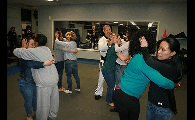 Women's Self-Defense Class (Garden City Public Library)