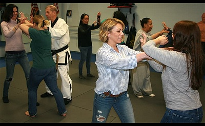 Womens Self-Defense Class (Garden City Public Library)