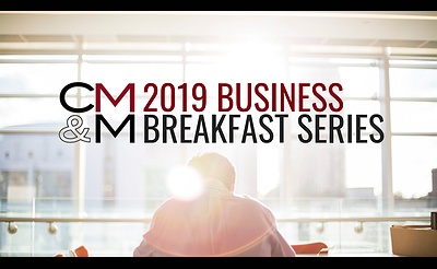 CMM Business Breakfast: Creating Growth with a Leadership Mindset