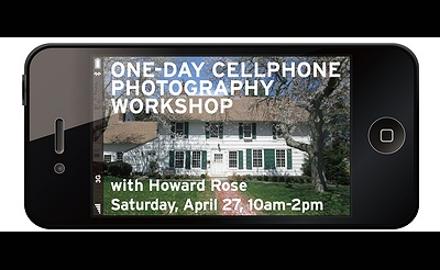 Smartphone Photography Workshop with Howard Rose