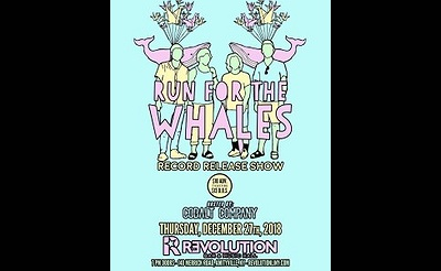 Run For The Whales at Revolution