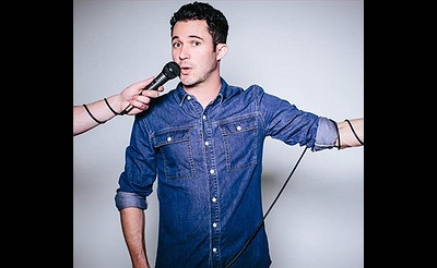 "Justin Willman ""Magic In Real Life Tour"""