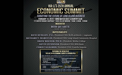 HIA-LI's 25th Annual LI Economic Summit