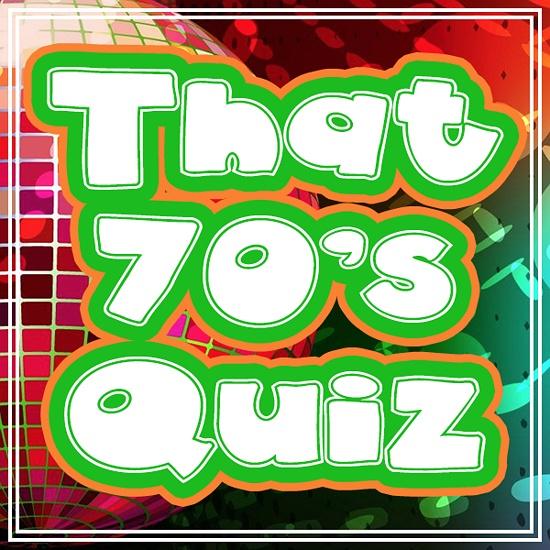 That 70s Quiz!