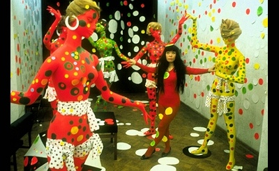 Film: Kusama—Infinity: The Life and Art of Yayoi Kusama