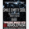 Smile Empty Soul at Revol