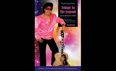 Tony Lawrence Tribute to the Legends Dance