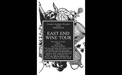 East End Wine Tour