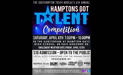 6th Annual Hamptons Got Talent Competition