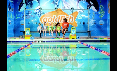 Grand Opening at Goldfish Swim School Centereach