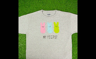 MAKE break Peeps T Shirt