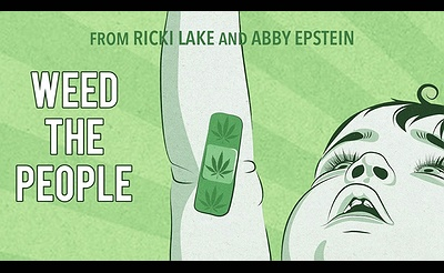 Film: WEED THE PEOPLE w/Director Abby Epstein for Q&A!