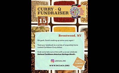 Curry-Q Fundraiser