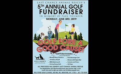 Last Chance Animal Rescue 5th Annual Golf for a Good Cause