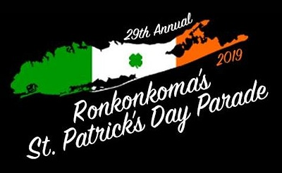 Ronkonkoma's 29th Annual St. Patrick's Day Parade