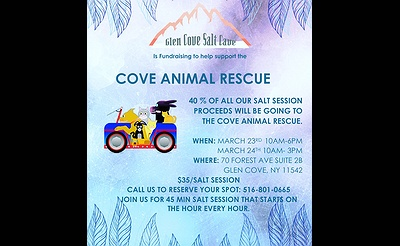 COVE ANIMAL RESCUE FUNDRAISER