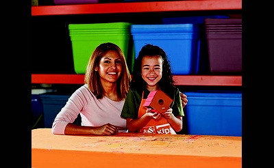 Kids Workshop: Birdhouse