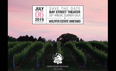 Bay Street Theater's 28th Annual Summer Gala