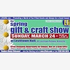 Spring Craft & Gift Show