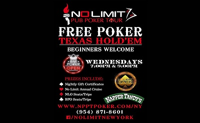 Poker Texas Hold'em by No Limit New York