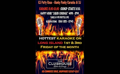 Karaoke 1st and 3rd Fridays of Every Month