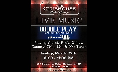 Live Music by DoublePlay