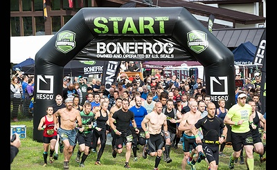 Bonefrog - Navy SEAL Obstacle Course Race