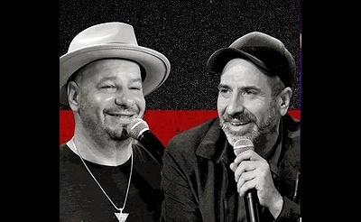 Bumping Mics Featuring: Jeff Ross & Dave Attell