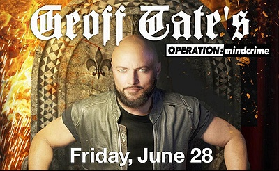 Geoff Tate's Operation: Mindcrime at The Space at Westbury