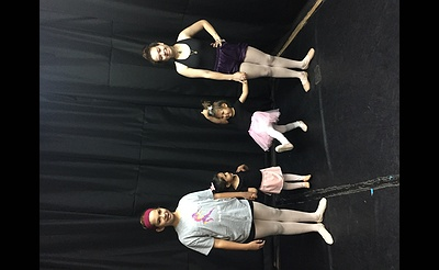 Preschool Combination Ballet / Tap (3 – 5 year olds)