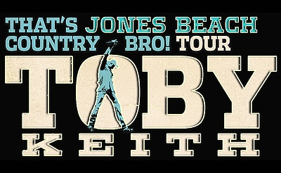 Toby Keith at Northwell Health at Jones Beach Theater