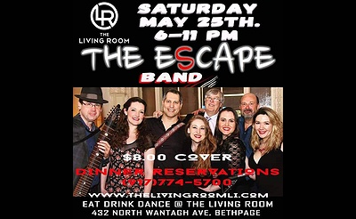 The Escape ROCKS The Living Room