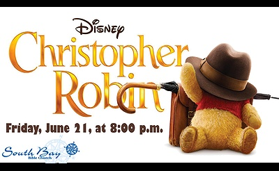 Free Family Movie Night: Christopher Robin