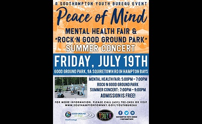 Peace of Mind Fair & Rock'n Good Ground Park