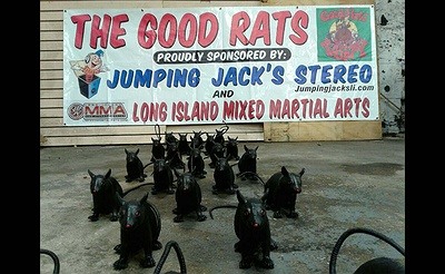 Long Islands music Hall of Fame The Good Rats live in concert