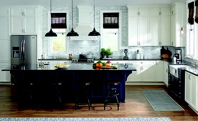 Home Services: Countertop and Kitchen Cabinet Makeover