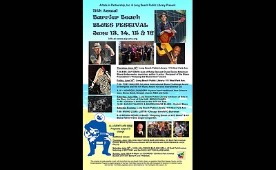 11th Annual Barrier Beach Blues Festival