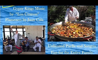 3rd Annual Sangria & Paella Summer Beach Party