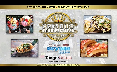 Famous Food Festival - July 2019