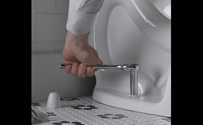 DIY Workshop: Installing a Toilet