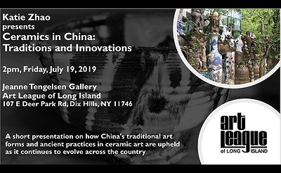 Clay Talk! Ceramics in China: Traditions and Innovations