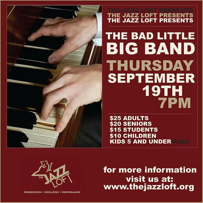 The Bad Little Big Band
