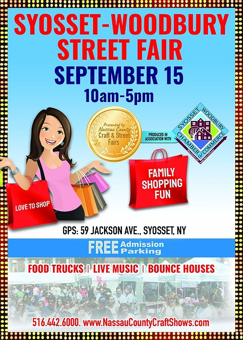 2019 Syosset-Woodbury Street Fair