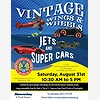 Vitage Wings and Wheels V